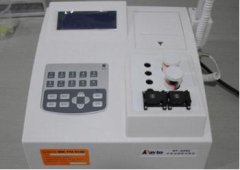 半自动凝血分析仪
